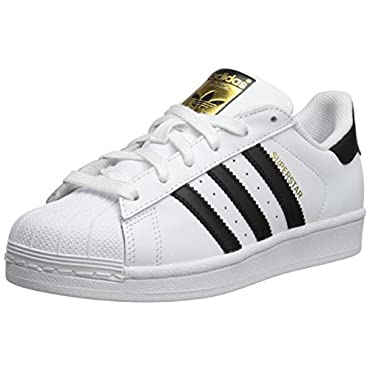 adidas Originals Superstar J Casual Low-Cut Sneaker (Big Kid)