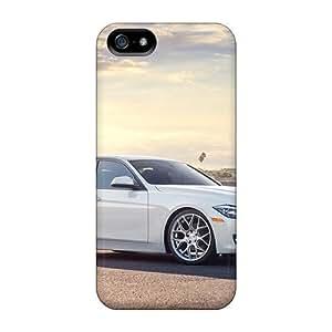 Premium Tpu Bmw 3 Series Cover Skin For Iphone 5/5s
