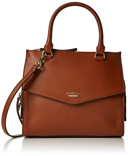 Tan Top Brown Mia Fiorelli Bag Women's Handle apOwPq