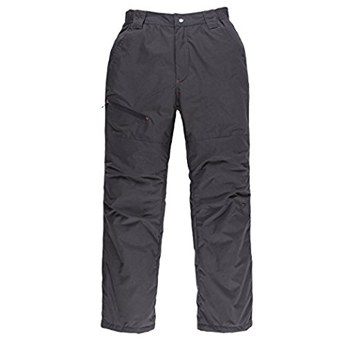 UAISI Mens Goose Down Snow Ski Pants (XXXL, Grey) for sale  Delivered anywhere in USA