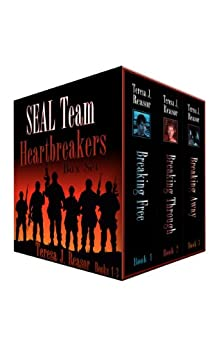 SEAL Team Heartbreakers Box Set: Books 1-2-3 by [Reasor, Teresa]