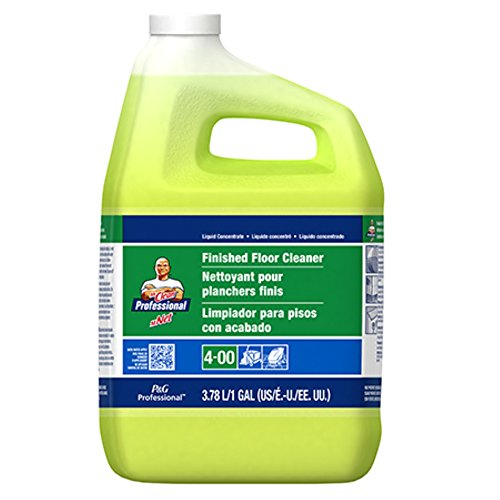 Finished Floor Cleaner - P&G Mr. Clean Finished Floor Cleaner - Gal. -(1 CASE of 3)