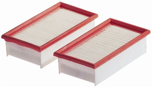 Festool 454869 Longlife Filter Element for CT 22 and CT 33, 2 Pieces