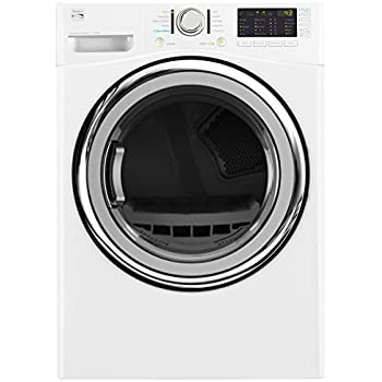 Kenmore 91382 7.4 cu. ft. Gas Dryer with Steam in White, includes delivery and hookup (Available in select Southern California and Chicago area zip codes)