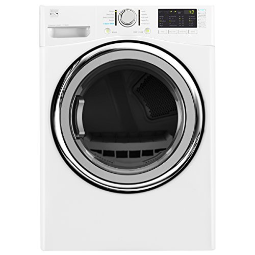 Kenmore 91382 7.4 cu. ft. Gas Dryer with Steam in White, includes delivery and hookup by Kenmore
