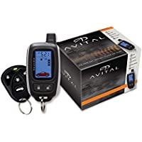 Avital 5305l 2 Way Security Remote Start