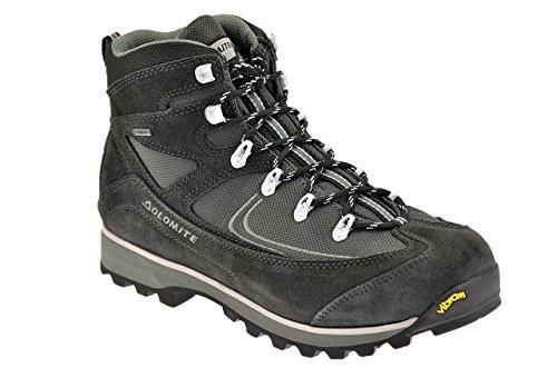 Dolomita Ortisei GTX para hombre botas de montaña gris 855 656 00 082