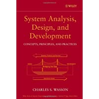 System Analysis, Design, and Development: Concepts, Principles, and Practices