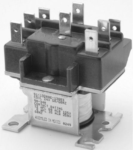 4 Volt Coil Switching Relay ()