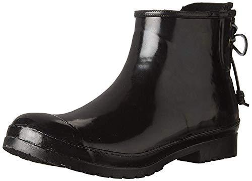 Sperry Women's Walker Turf Rain Boot Black 8 M US