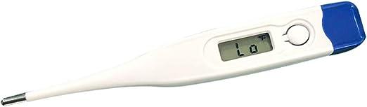 Artibetter Digitales Thermometer K/örpertemperatur Medizinisches Thermometer Pr/äzisionsthermometer f/ür Pr/äzises Fieber Baby Kinder Erwachsene Mundrektal unter Den Armen