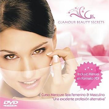 Curso Manicure Spa Femenino & Masculino