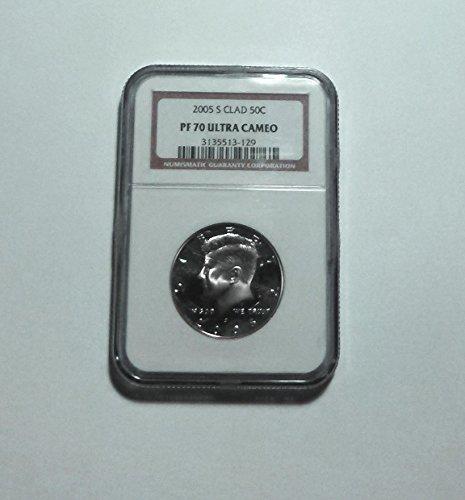 2005 Kennedy (1/2) PF-70 NGC
