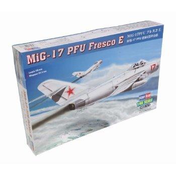 Hobby Boss MiG-17 PFU Fresco E Airplane Model Building Kit