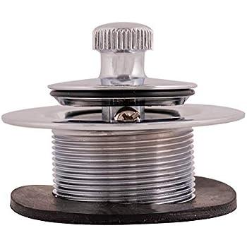 Lasco 03 4805 1 1 4 Inch Fine Thread Shoe Strainer With