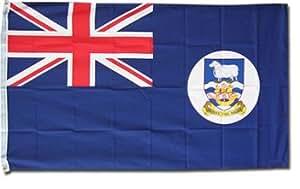 Islas Malvinas–3'x 5' Polyester bandera
