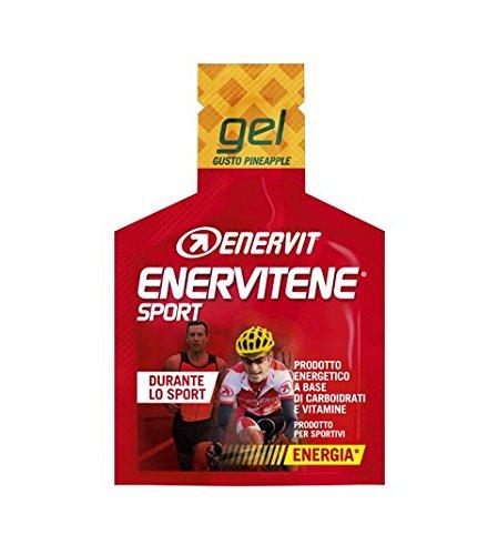 Enervit Gelatina Presport gelatina gusto cola con caffeina 45g