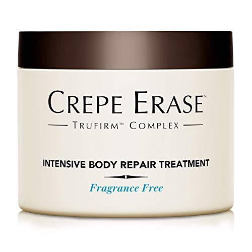 Crepe Erase - Intensive Body Repair Treatment - Fragrance Free - TruFirm Complex - 10 Ounces