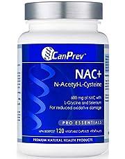 CanPrev NAC+ N-Acetyl-L-Cysteine 120 v-caps
