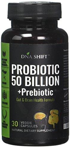 DNA Probiotics PREBIOTIC Bacteria Supplement