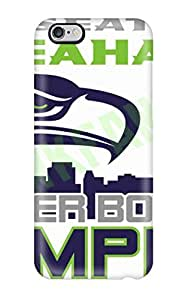 Iphone Cover Case - Seattleeahawks (26) Protective Case Compatibel With Iphone 6 Plus