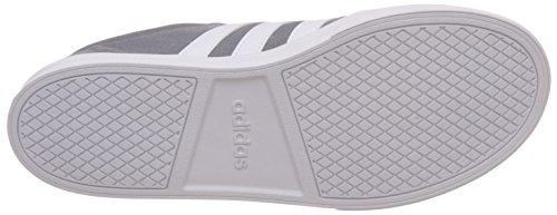 adidas Vs Set, Scarpe da Ginnastica Uomo, Grigio (Gris/Ftwbla/Ftwbla), 46 EU