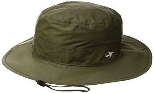 Outdoor Research Cloud Forest Rain Hat, Fatigue, Small/Medium