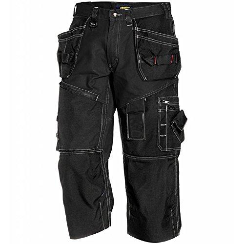 Metric Size C58 150113109900C58 Trousers Piratex1500 Size 42//32 IN Black