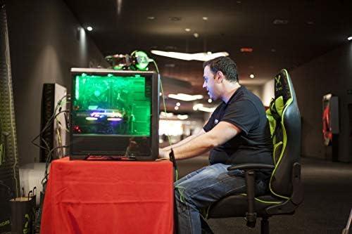 3Go Caja DROXIO Hologram ATX Gaming LAT.METACRILATO US: 3Go: Amazon.es: Informática