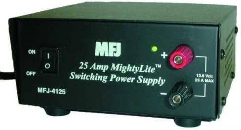 25A 13.8V MFJ-4125 Switching Power Supply