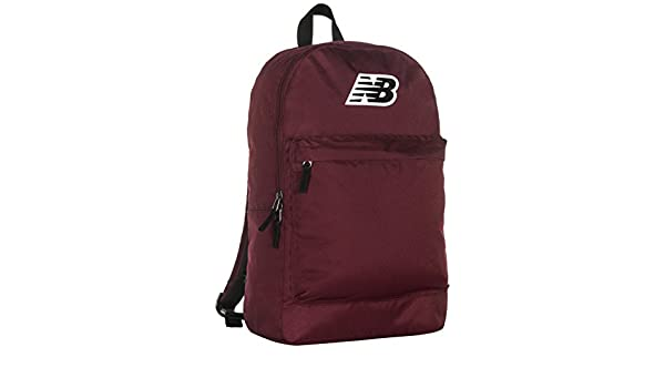 Amazon.com | New Balance Pelham Classic Backpack One Size Mercury Red | Casual Daypacks