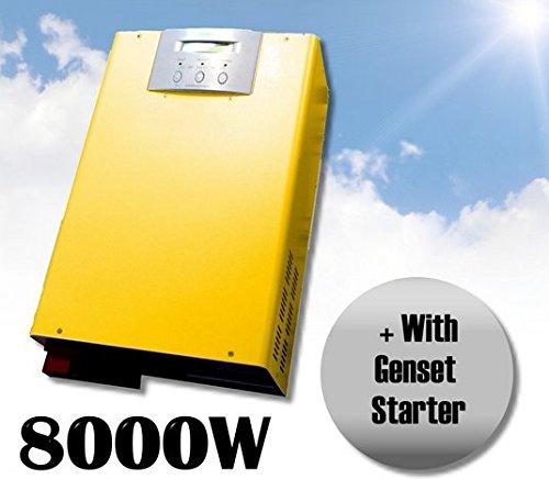 8000 watt solar - 8