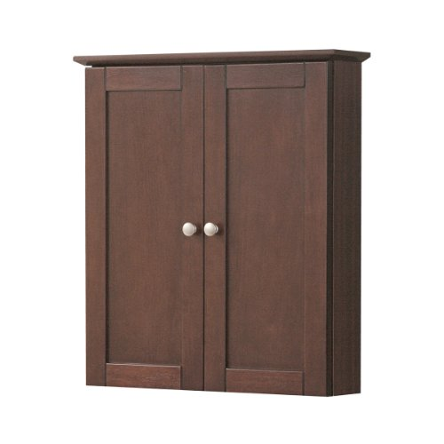 Foremost COCW2125 Columbia Cherry Bathroom Wall Cabinet (Foremost Tools)
