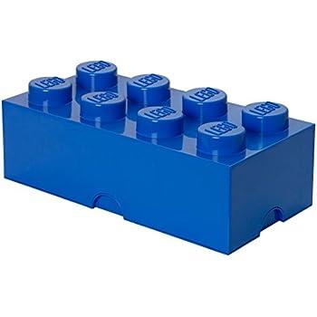 Amazoncom LEGO Storage Brick 2 Red Room Copenhagen Home Kitchen