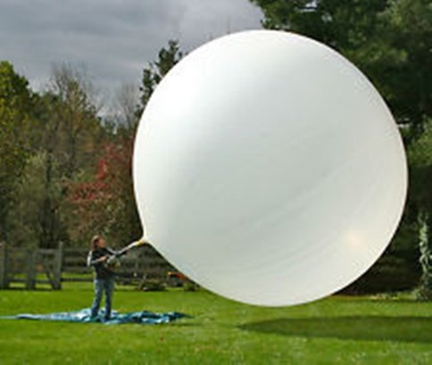 30ft Professional Weather Balloon 1200g product image