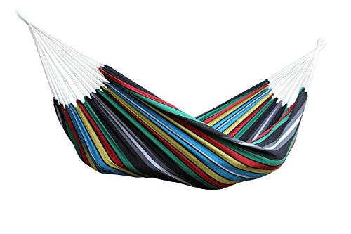 Hammock Multi Colored (Vivere Brazilian Style Double Hammock, Rio Night)
