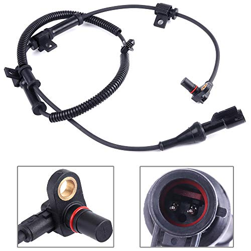 - ECCPP Front Left Right ABS Wheel Speed Sensor Compatible with 2005 2006 2007 2008 2009 2010 Ford F-250 Super Duty,2005 2006 2007 2008 2009 2010 Ford F-350 Super Duty ALS505 Set of 1