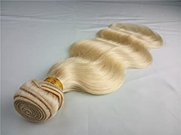 Amazon high quality 613 blonde body wave brazilian virgin high quality 613 blonde body wave brazilian virgin hair bundle 12 28 inch 100 pmusecretfo Gallery