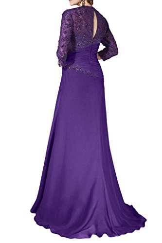 Sweetheart Bride of Lace Silver 3 Dress Prom Long Appliques Avril Mother 4 Sleeve Dress 8azqqWX