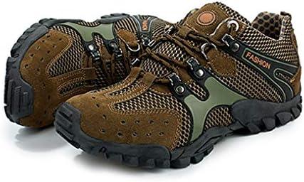 運動トレッキングシューズ 防水 ユニセックス メンズ 軽量 防滑 登山靴 スニーカー ウォーキングシューズ ハイキングシューズ アウトドア キャンプ アウトドア登山靴 防撞トレッキングブーツ