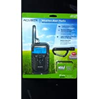 Acurite Portable Weather Alert Radio With Bonus