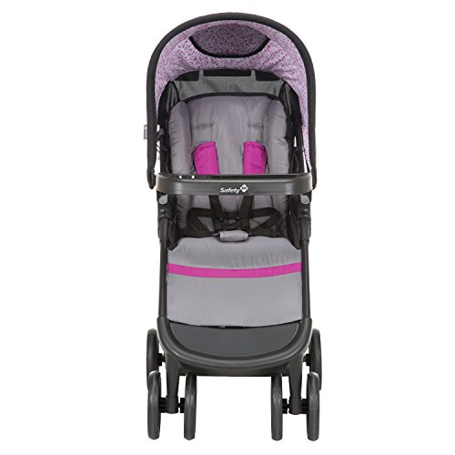 Safety 1st Amble Quad Travel System With Onboard22 Sorbet