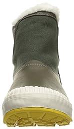 KEEN Women\'s Elsa Chelsea WP Boot, Beluga, 8 M US