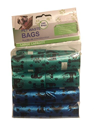 Extra Large Pet Waste Poop Bags