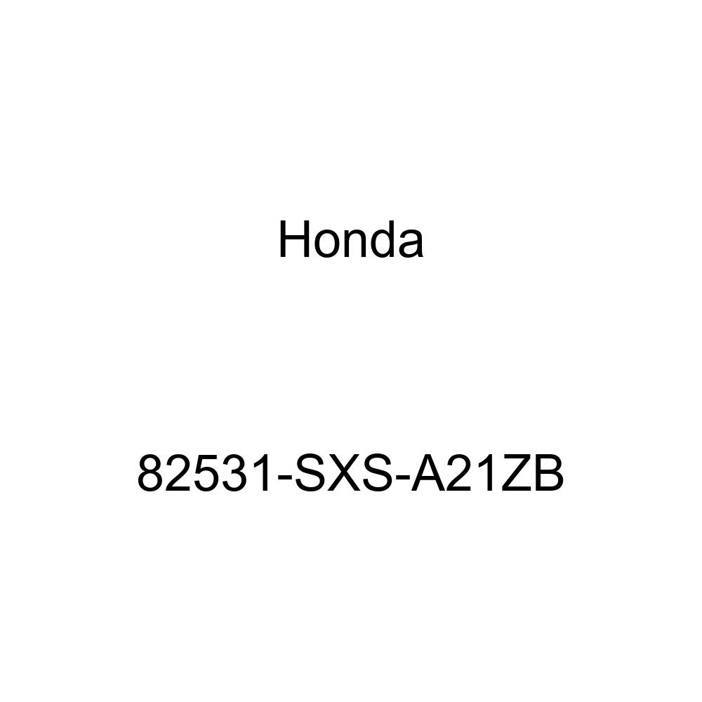 Rear Honda Genuine 82531-SXS-A21ZB Seat Cushion Trim Cover Left