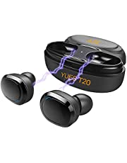 Auriculares Bluetooth,YUES T20 Mini Twins Inalámbricos