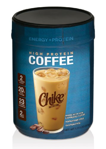Chike Coffee Protein Drink -- Tub (14 Servings)
