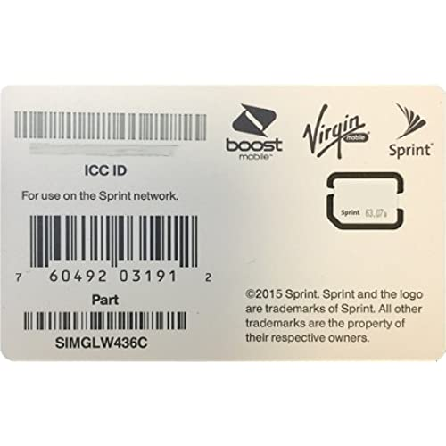 SIM Card For IPhone 6: Amazon.com