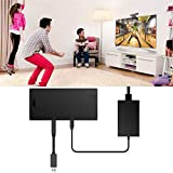 The perseids Kinect Adapter for Xbox One S X Sensor Power Supply with Cord Cable, for Windows PC Interactive APP Program Development