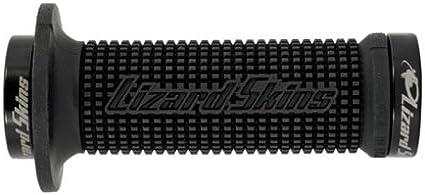 BMX Grip Lizard Skins MTB Lock-On Mini Machine Grip 105MM Mountain Bike Grip